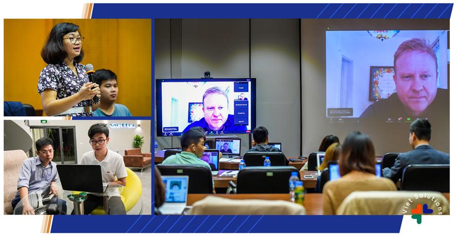VietSolutions 2020 và chuyện startup công nghệ dám chơi lớn - Ảnh 6.