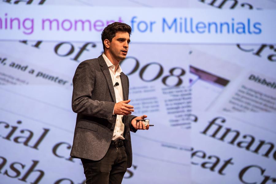 Đón đầu khủng hoảng Covid-19, doanh nhân 30 tuổi thành tỷ phú trẻ nhất Australia - Ảnh 2.