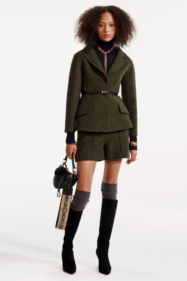 BST pre-fall 2019 của Christian Dior: những quý cô kiêu kỳ - Ảnh 10.