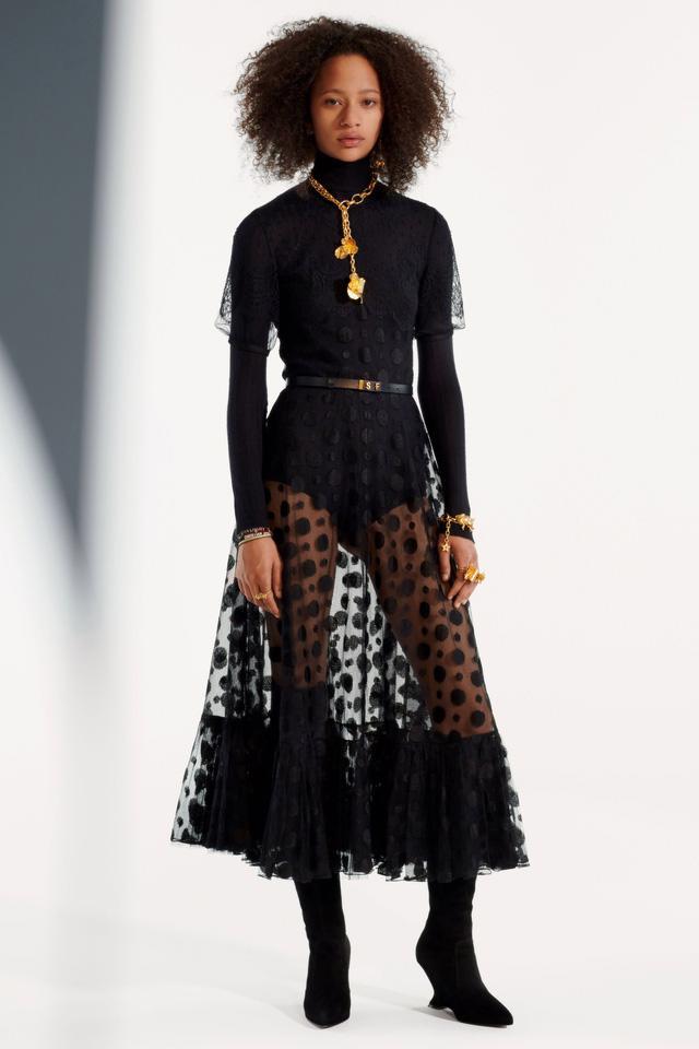 BST pre-fall 2019 của Christian Dior: những quý cô kiêu kỳ - Ảnh 11.