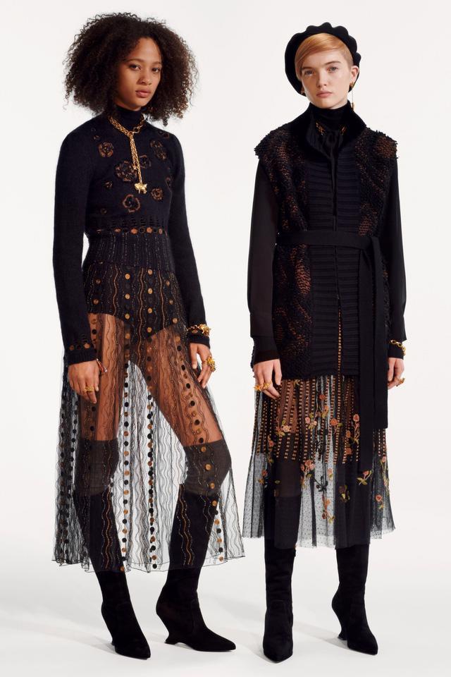 BST pre-fall 2019 của Christian Dior: những quý cô kiêu kỳ - Ảnh 18.