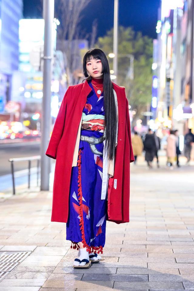 Thời trang đường phố của Tokyo Fashion Week 2021: tinh thần unisex đương đại - Ảnh 11.
