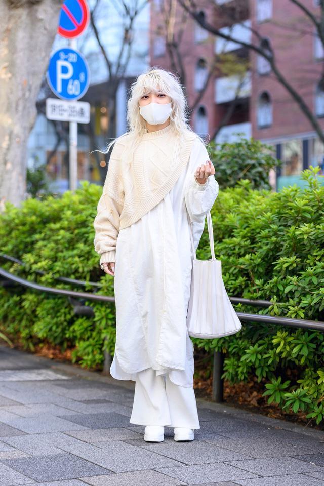 Thời trang đường phố của Tokyo Fashion Week 2021: tinh thần unisex đương đại - Ảnh 15.