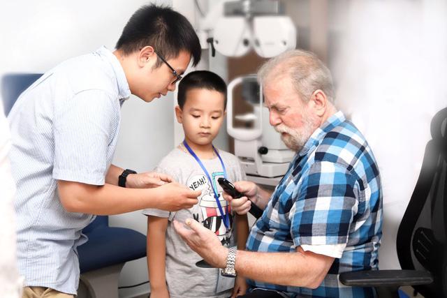 Hội thảo Vị trí và vai trò của khúc xạ nhãn khoa trong ngành Nhãn khoa - Ảnh 1.
