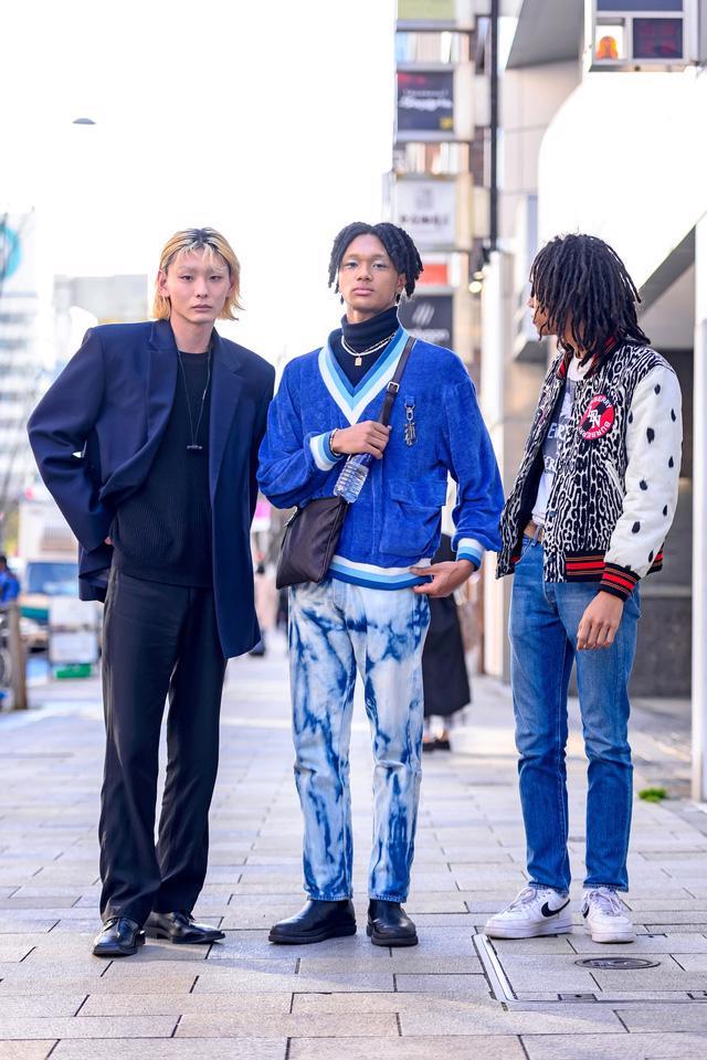 Thời trang đường phố của Tokyo Fashion Week 2021: tinh thần unisex đương đại - Ảnh 7.