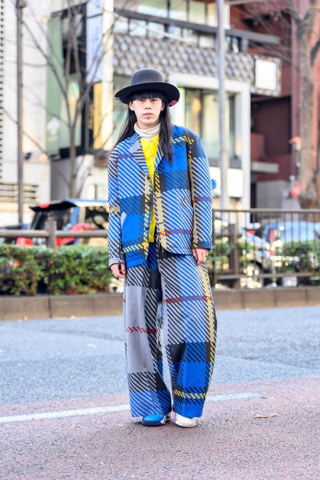 Thời trang đường phố của Tokyo Fashion Week 2021: tinh thần unisex đương đại - Ảnh 6.