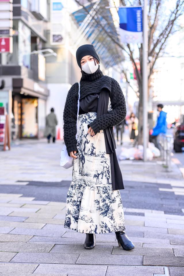 Thời trang đường phố của Tokyo Fashion Week 2021: tinh thần unisex đương đại - Ảnh 5.