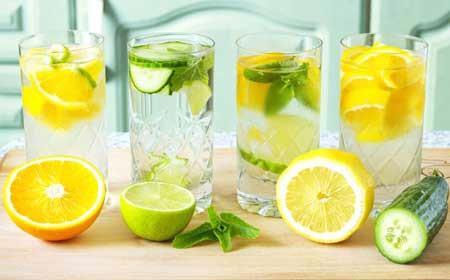 16 món nước giúp giải nhiệt ngày hè từ thiên nhiên - Ảnh 3.