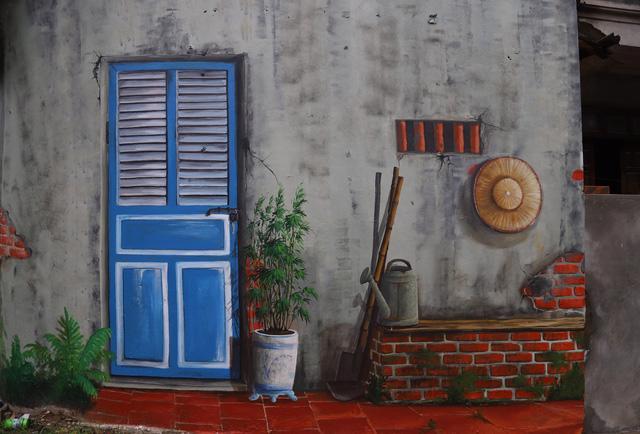 Về Chử Xá check in cùng tranh tường vẽ sản vật nông nghiệp - Ảnh 9.