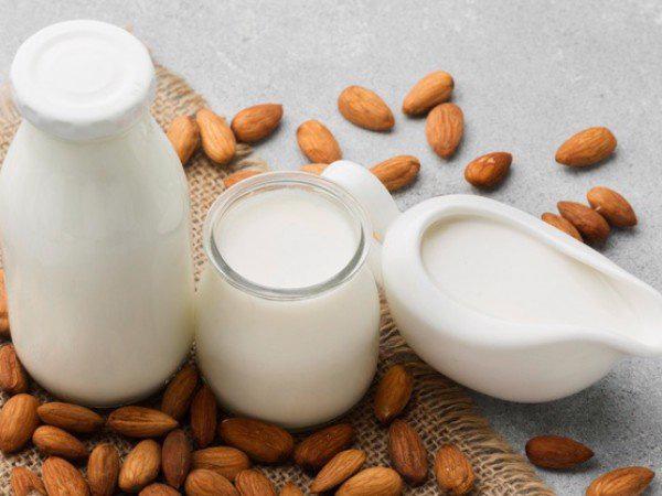 Sữa hạnh nhân: Lợi ích sức khỏe, cách sử dụng và chế biến - Ảnh 9.