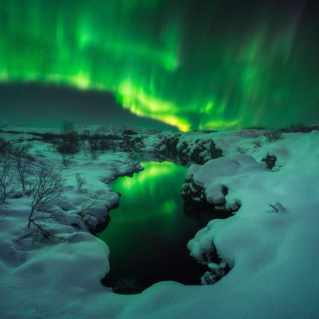 10 bức ảnh tuyệt đẹp về Bắc cực quang sẽ khiến bạn cảm thấy như đang cắm trại dưới các vì sao - Ảnh 9.