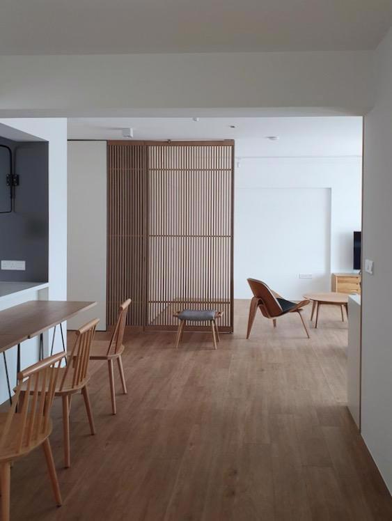 Đồ nội thất gỗ nhẹ trong căn hộ chung cư - Ảnh 4.