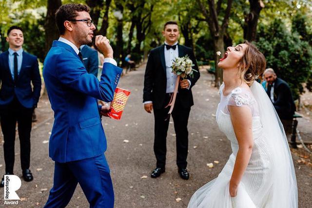 Những bức ảnh cưới ấn tượng nhất năm 2020 - Ảnh 10.