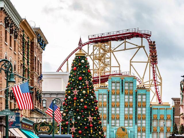 Nước Mỹ: ngắm Giáng sinh muôn màu muôn vẻ - Ảnh 9.