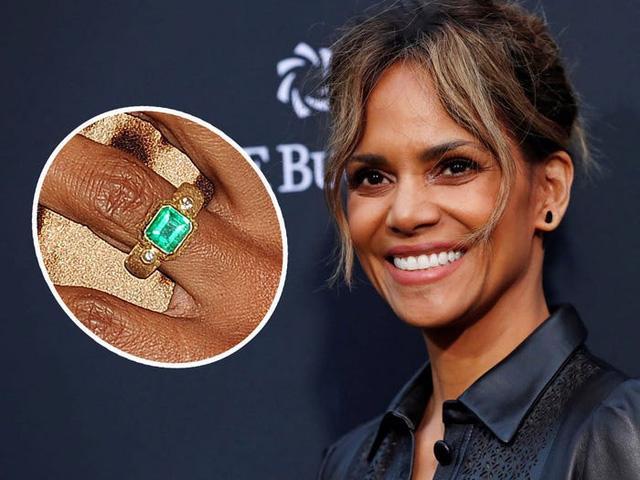 11 chiếc nhẫn đính hôn độc những người nổi tiếng từng đeo - Ảnh 10.
