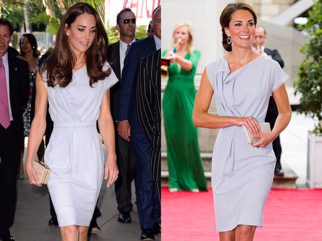 Những trang phục được Kate Middleton mặc lại nhiều lần - Ảnh 10.