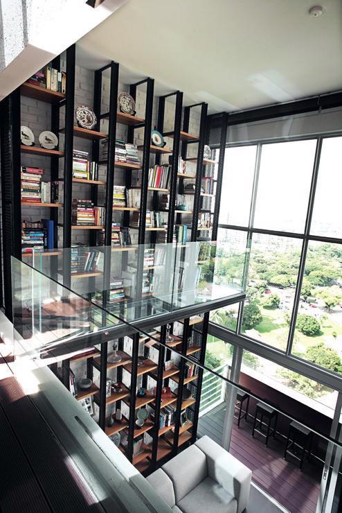 6 ý tưởng cho thư viện mini tại nhà - Ảnh 3.