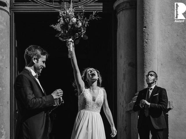 Những bức ảnh cưới ấn tượng nhất năm 2020 - Ảnh 11.