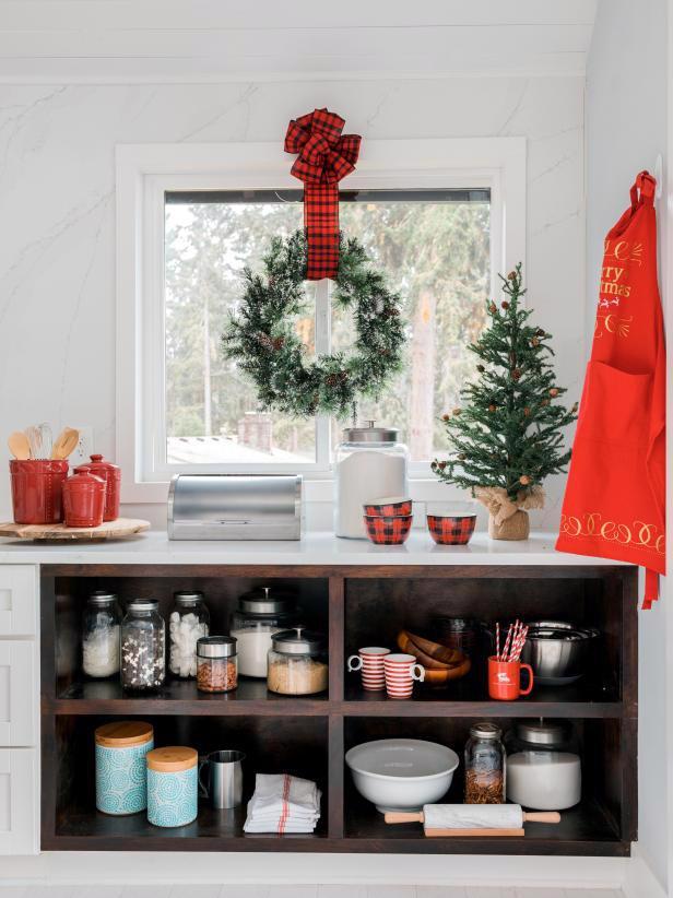 28 ý tưởng trang trí mùa Giáng sinh cho không gian nhỏ - Ảnh 11.