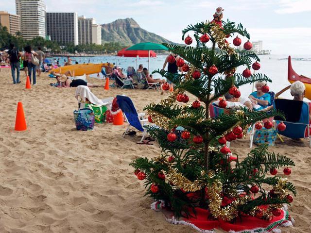 Nước Mỹ: ngắm Giáng sinh muôn màu muôn vẻ - Ảnh 11.