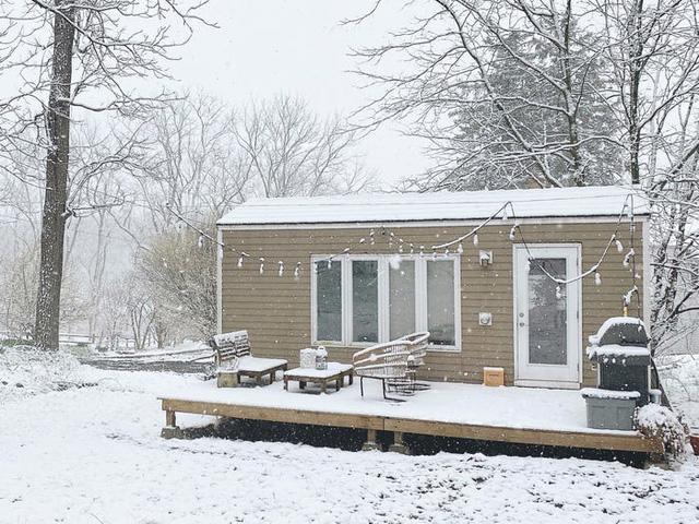 Những ngôi nhà nhỏ xinh khiến bạn thay đổi cách nhìn về không gian sống - Ảnh 11.