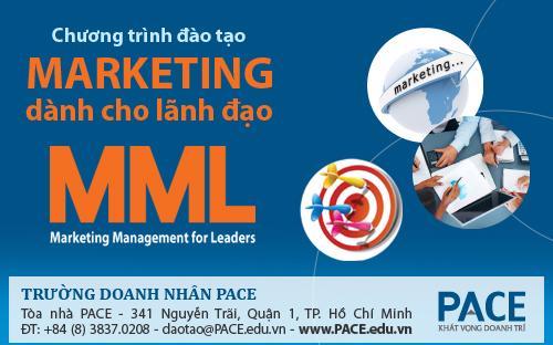 """Chương trình đào tạo """"Marketing dành cho lãnh đạo"""" 1"""