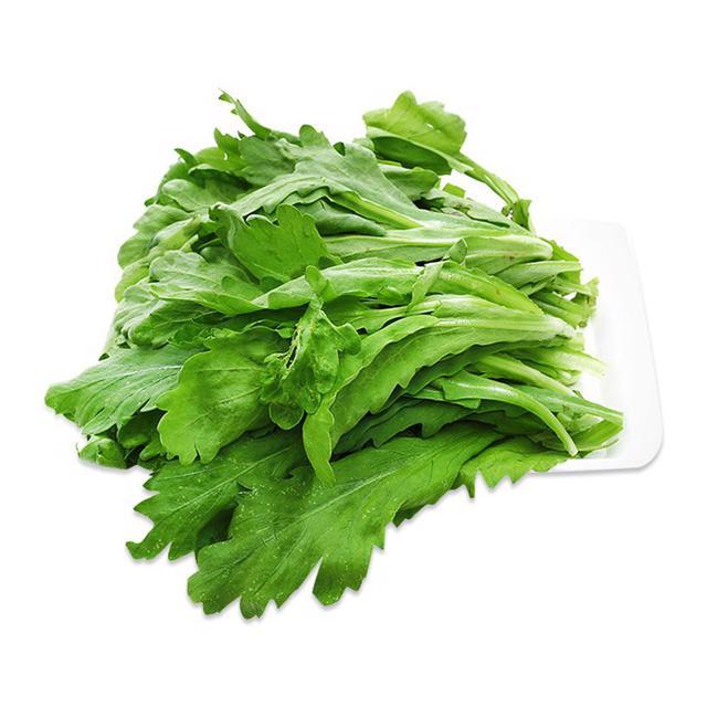 Công dụng chữa bệnh của rau cải cúc - Ảnh 2.