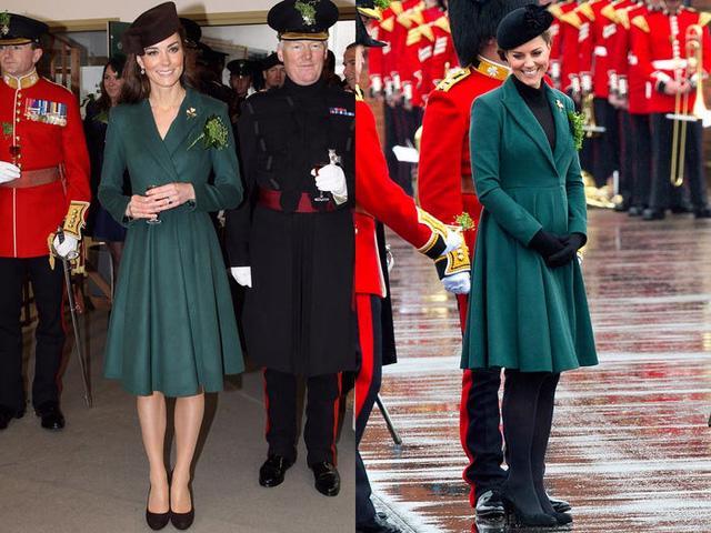 Những trang phục được Kate Middleton mặc lại nhiều lần - Ảnh 12.