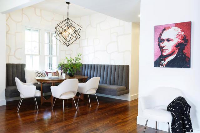 30 ý tưởng trang trí phòng ăn đẹp mắt - Ảnh 14.