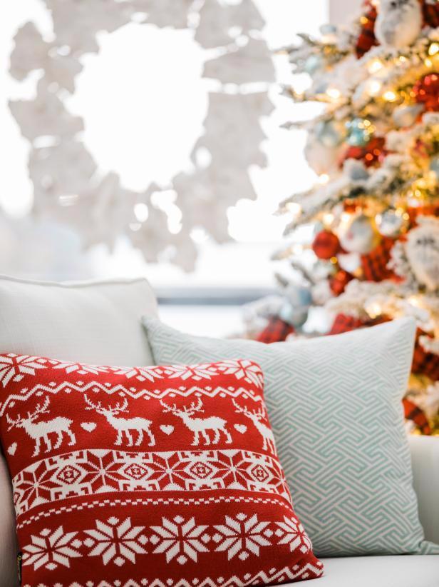 28 ý tưởng trang trí mùa Giáng sinh cho không gian nhỏ - Ảnh 13.