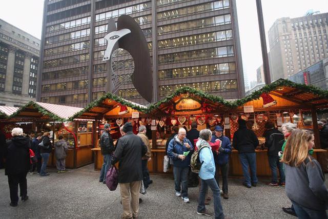 Nước Mỹ: ngắm Giáng sinh muôn màu muôn vẻ - Ảnh 13.