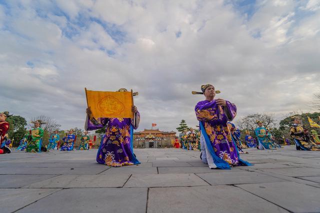 Ngày Xuân thưởng lãm Lễ Nguyên Đán thời Nguyễn mới được tái hiện - Ảnh 2.