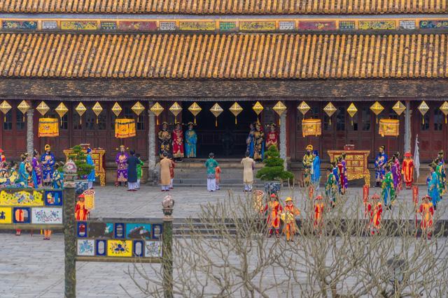 Ngày Xuân thưởng lãm Lễ Nguyên Đán thời Nguyễn mới được tái hiện - Ảnh 8.