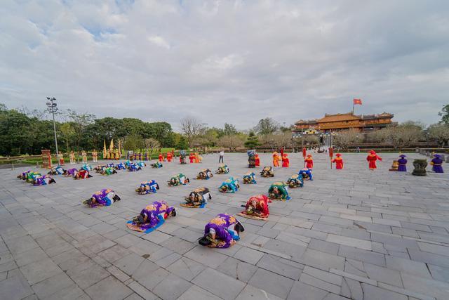 Ngày Xuân thưởng lãm Lễ Nguyên Đán thời Nguyễn mới được tái hiện - Ảnh 3.