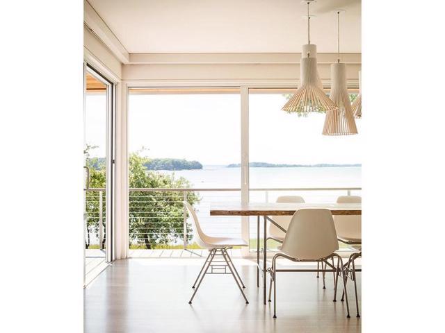 30 ý tưởng trang trí phòng ăn đẹp mắt - Ảnh 10.