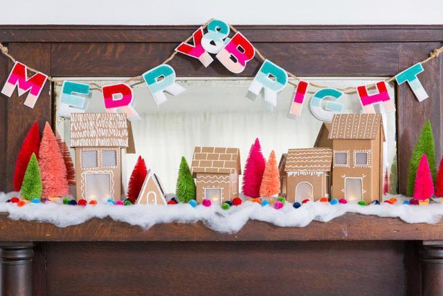 28 ý tưởng trang trí mùa Giáng sinh cho không gian nhỏ - Ảnh 14.