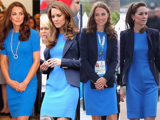 Những trang phục được Kate Middleton mặc lại nhiều lần - Ảnh 14.