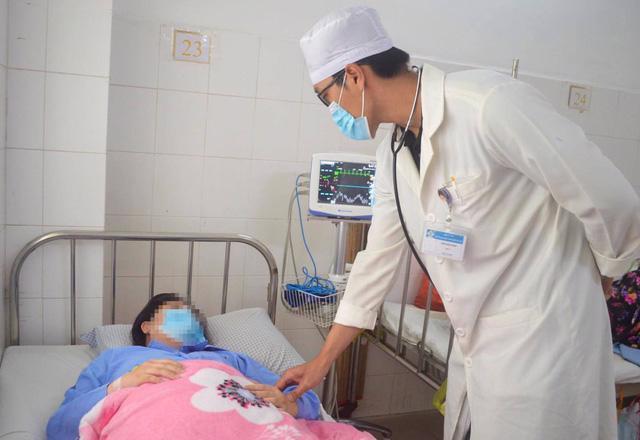 Liên tiếp 2 sản phụ có bệnh tim mạch nặng được phẫu thuật thành công - Ảnh 2.