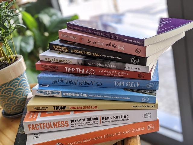 Nhiều ấn phẩm hay, ưu đãi ngay tại Tháng ba sách Trẻ 2021 - Ảnh 1.