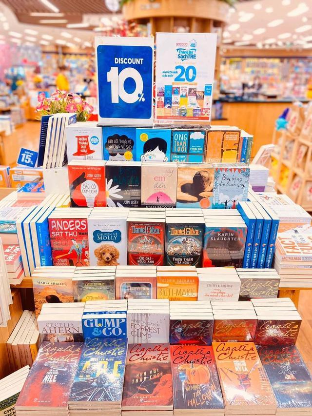Nhiều ấn phẩm hay, ưu đãi ngay tại Tháng ba sách Trẻ 2021 - Ảnh 2.