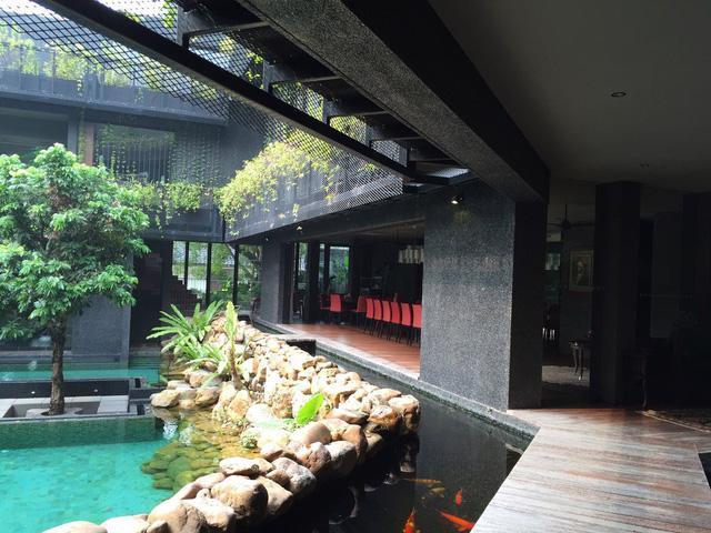 Chiêm ngưỡng biệt thự xanh đáng kinh ngạc ở Singapore - Ảnh 5.
