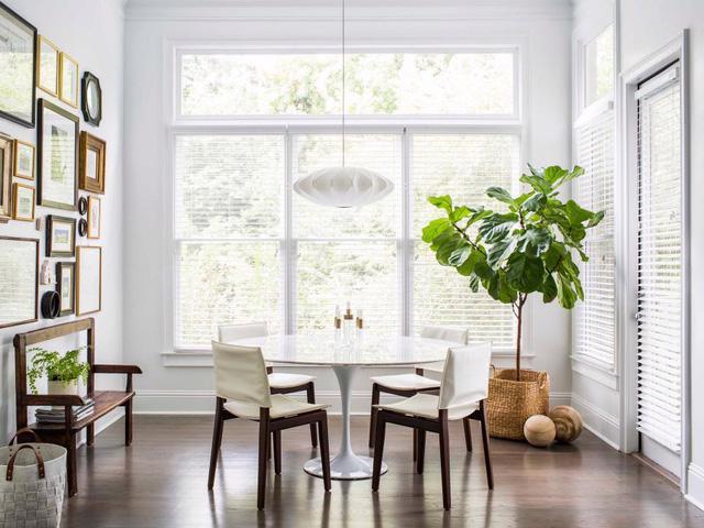 30 ý tưởng trang trí phòng ăn đẹp mắt - Ảnh 16.
