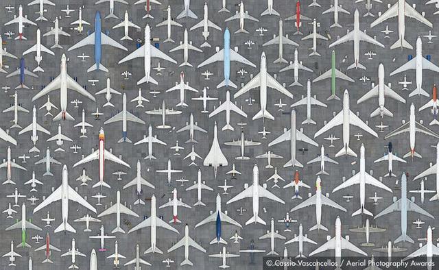 23 bức ảnh chụp từ trên không sẽ đưa bạn đến nhiều nơi trên thế giới - Ảnh 15.