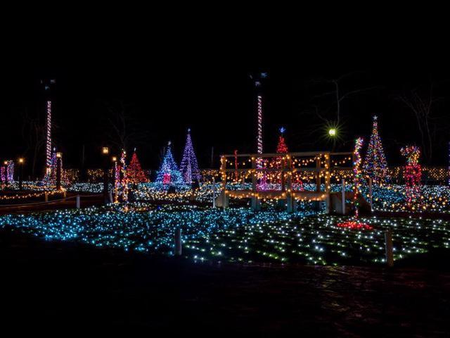 Nước Mỹ: ngắm Giáng sinh muôn màu muôn vẻ - Ảnh 15.