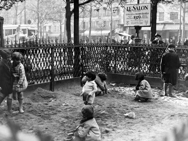 Ngắm nhìn xem: 100 năm trước Paris như thế nào? - Ảnh 16.