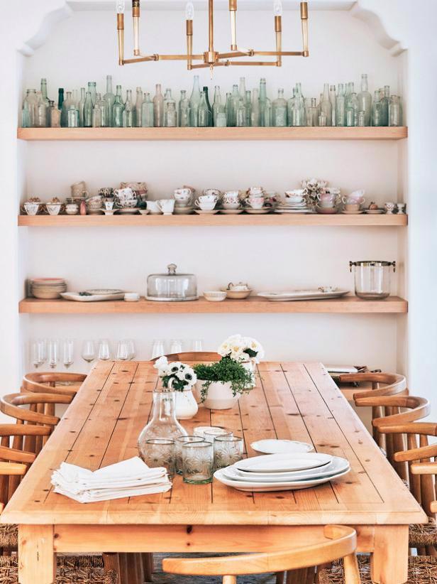 30 ý tưởng trang trí phòng ăn đẹp mắt - Ảnh 17.