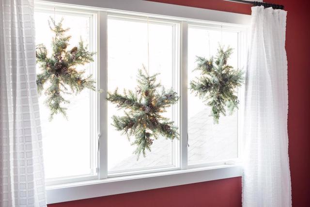 28 ý tưởng trang trí mùa Giáng sinh cho không gian nhỏ - Ảnh 16.