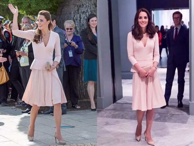 Những trang phục được Kate Middleton mặc lại nhiều lần - Ảnh 16.