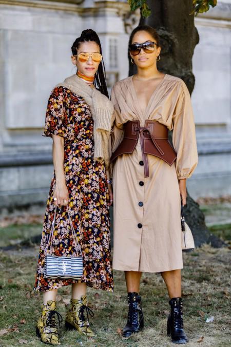 Dự đoán xu hướng thời trang qua streetstyle của Paris Fashion Week - Ảnh 11.