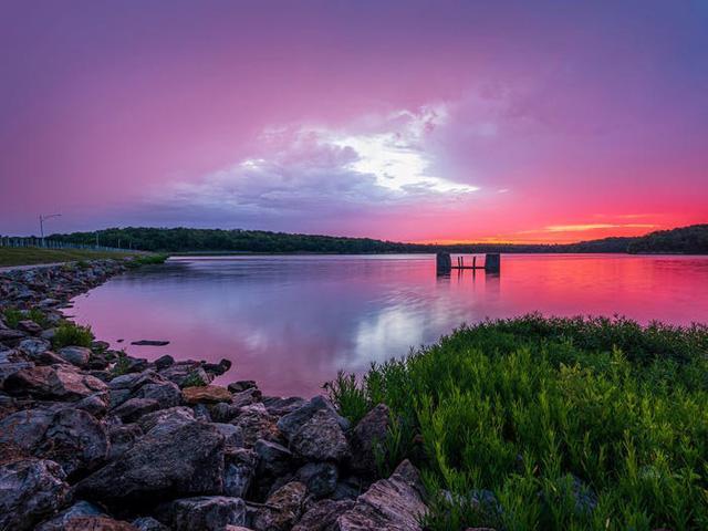 Những hồ nước đẹp mê hồn tại mỗi tiểu bang Hoa Kỳ - Ảnh 16.